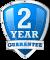 2 Year Guarantee