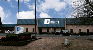 Radwell International building.
