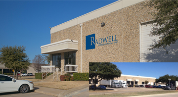 Radwell International building.