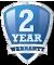 2 -letnia gwarancja