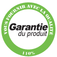 Garantie de produit