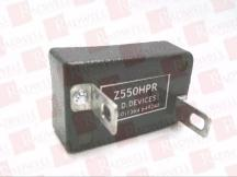 PD DEVICES LTD Z550 HPR