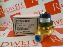 GC VALVES S211GF01K4CG1
