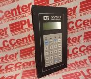 CONTROL TECHNOLOGY INC 5250-BAS