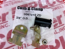 CUSH-A-CLAMP 006-T010-ZD