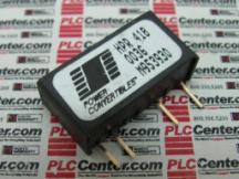 POWER CONVERTIBLES HPR418
