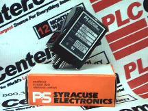 SYRACUSE ELECTRONICS TNR-02311