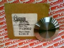 MDC VACUUM PRODUCTS K150-B