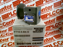 BOSTON GEAR F710-5-B4-G