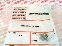 BUCHANAN WIRE NUTS 68