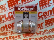 KWIKSET CORPORATION 665-26D-CP-SN