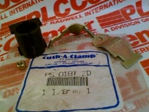 CUSH-A-CLAMP PS-018T-ZD