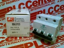 FEDERAL ELECTRIC HBA3P20