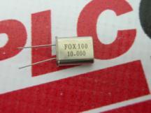 FOX ELECTRONICS 1000MHZHC49