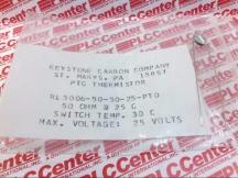 KEYSTONE CARBON RL3006-50-30-25-PTO