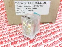 BROYCE CONTROL BC4/WT-24VDC