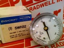 ASHCROFT 20W-1005-H-02B-XZG-VAC
