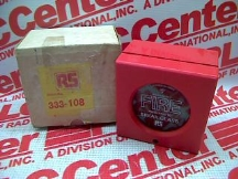 RS COMPONENTS 333-108