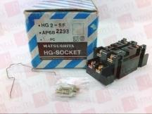 MATSUSHITA ELECTRIC HG2-SF