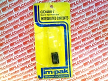 JIM PAK CD4001