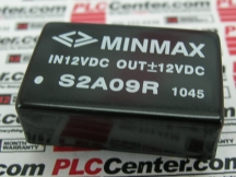 MINMAX TECHNOLOGY LTD S2A09R