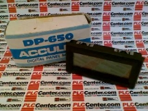 ACCULEX DP-650
