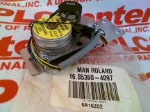 MAN ROLAND 16.05360-4097