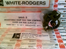 WHITE RODGERS 3F05-3
