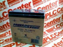 POWER SONIC PS6360