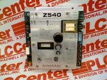 AUTOMATED LOGIC Z540