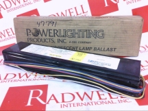 POWERLIGHTING 8G1776W