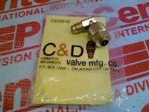 C&D VALVE CD2010
