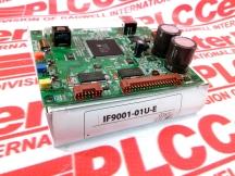 SEIKO INSTRUMENTS & ELECS LTD IF9001-01U-E