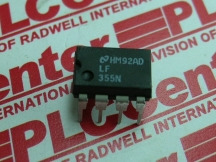 NATIONAL SEMICONDUCTOR IC355N
