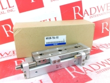 SMC MXQ16-75A-X12