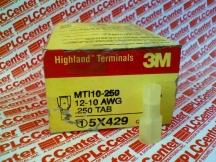 3M TAPE DIVISION MTI10-250-EACH
