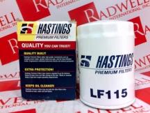 HASTINGS FILTERS LF115