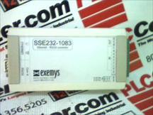 EXEMYS SSE232-1083/3132/4032