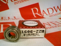 CONSOLIDATED BEARING 1606-ZZ