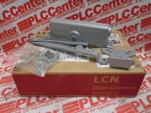 LCN CLOSERS 1261-ALUM-RW/PA-SRT