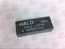 HALO ELECTRONICS FD22-101G