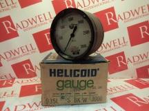 HELICOID 935L-4-1/2-S-BK-W-3000