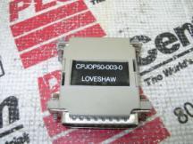 LOVESHAW CPJ050-003-0