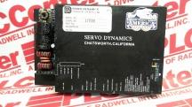 SERVO DYNAMICS SDF1020-14-86A