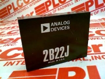ANALOG DEVICES 2B22J