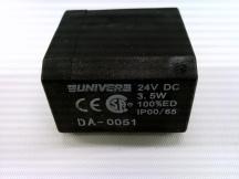 UNIVER GROUP U1-V24/50-60HZ