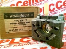 WESTINGHOUSE MW-21