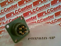 HAWK ELECTRONICS INC PT02A-10-6P