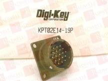 ITT KPT0-2E14-19P