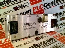 AUTOMATED LOGIC MX400